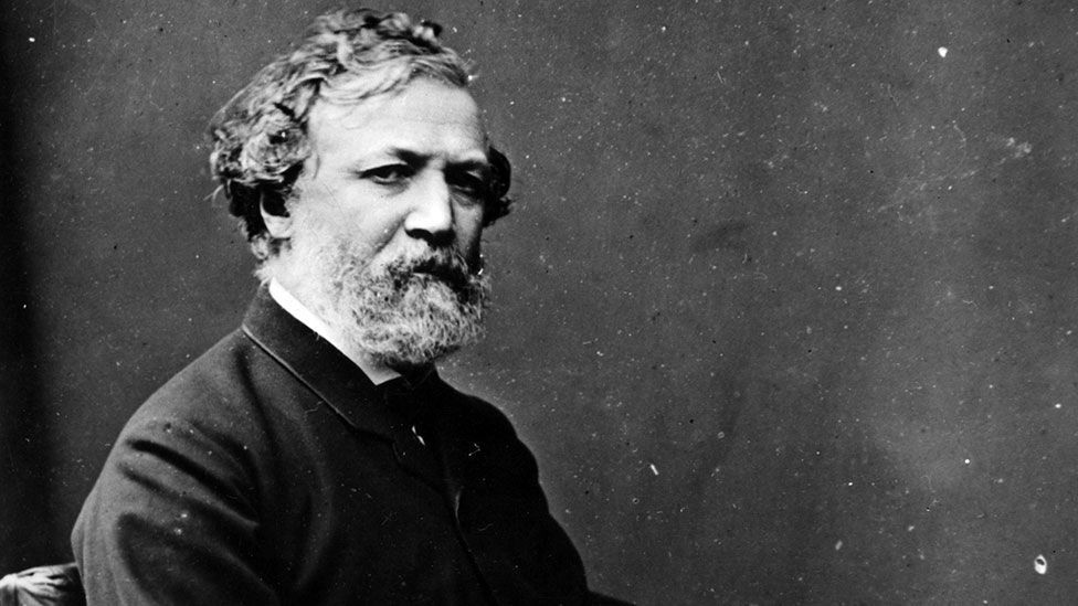 Robert Browning made one of the earliest audio recordings of poetry – and forgot his lines (Credit: Hulton Archive/Getty Images)