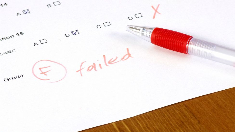 Fail once, and you'll remember better the next time (Credit: Thinkstock)