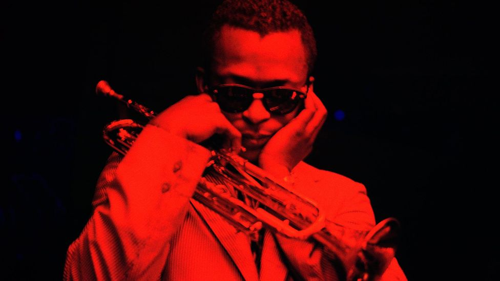 Miles Davis is one of jazz's most approachable figures: Kind of Blue features in the album collection of many with no interest in the genre (Credit: Marvin Koner/Corbis)