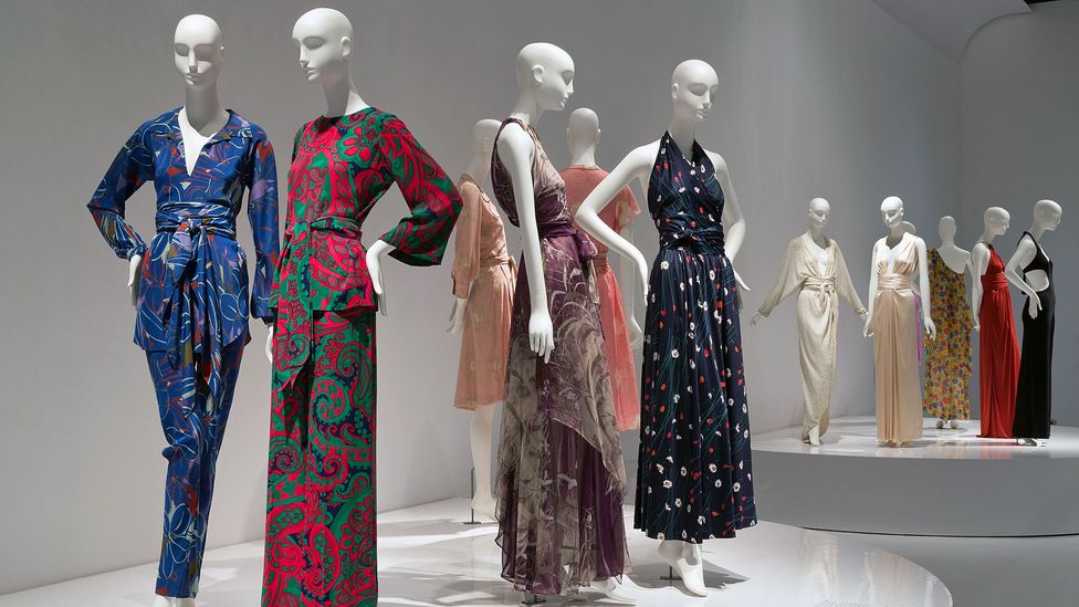Museums are a fix for those who love, but can't afford, couture. (Credit: Fashion Institute of Technology)