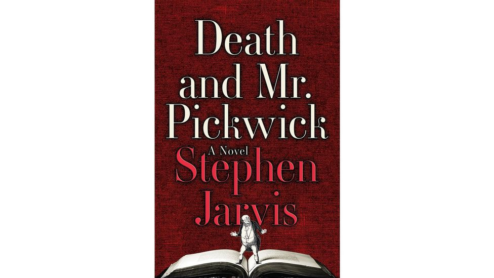 At one point, Death and Mr Pickwick hit 800,000 words, but was cut back by the author to 802 pages – the exact same number as Dickens' novel (Credit: Farrar, Straus and Giroux)