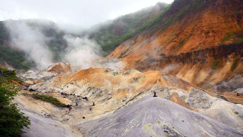 An area with volcanic activities (Credit: Electra K Vasileiadou/Getty)