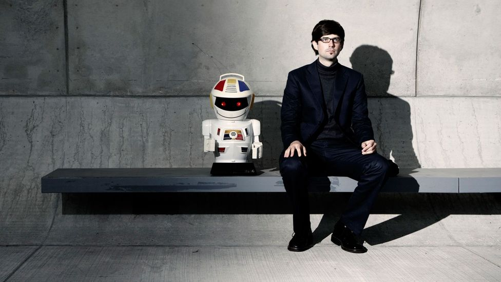 Robots may one day spare us from the challenges of life (Credit: Getty Images)