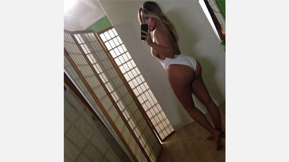 Full-figured forms are seldom found on fashion runways, but many people find 'curvy' women, like Kim Kardashian, beautiful (Credit: Instagram @kimkardashian)