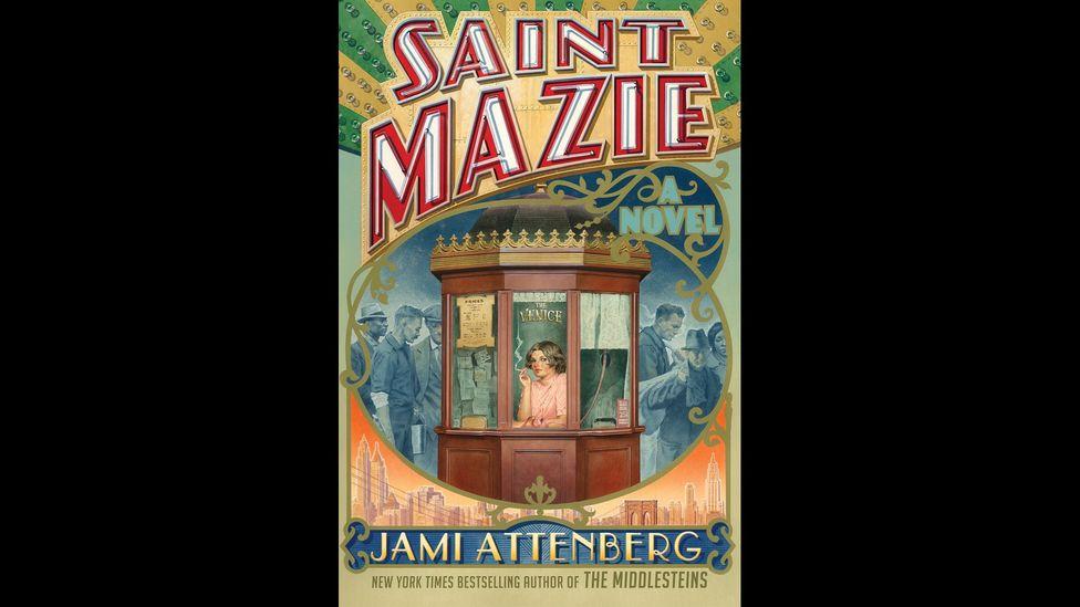Jami Attenberg, Saint Mazie