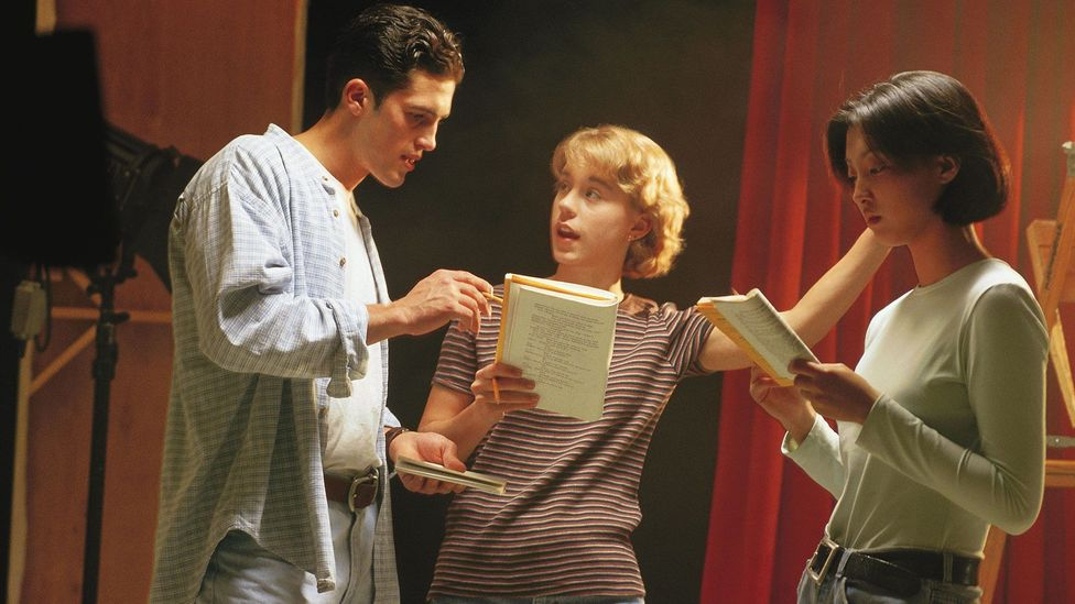 Can thespians teach us all a better way to learn? (Credit: Thinkstock)