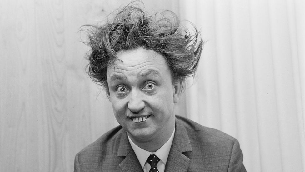 English comedian Ken Dodd in 1966 (Credit: Les Lee/Express/Hulton Archive/Getty Images)