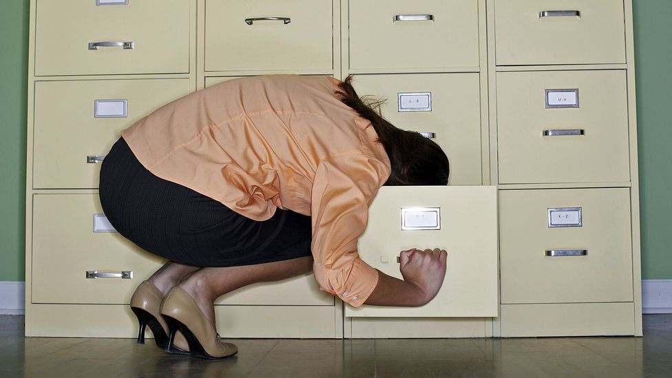 Don't hide. There are some good ways to recover your confidence. (Credit: Thinkstock)