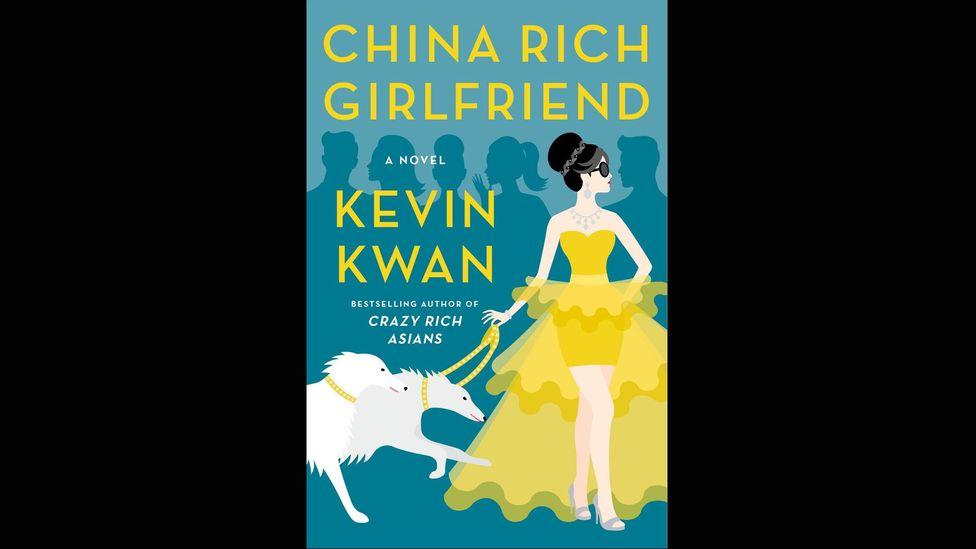 Kevin Kwan, China Rich Girlfriend