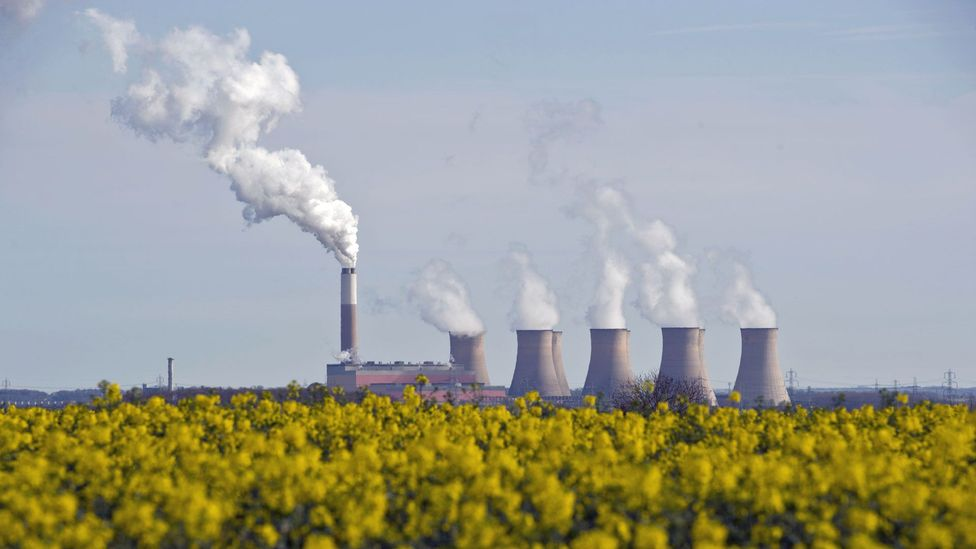 In principle, osmotic power could be generated using carbon dioxide (Credit: Getty Images)