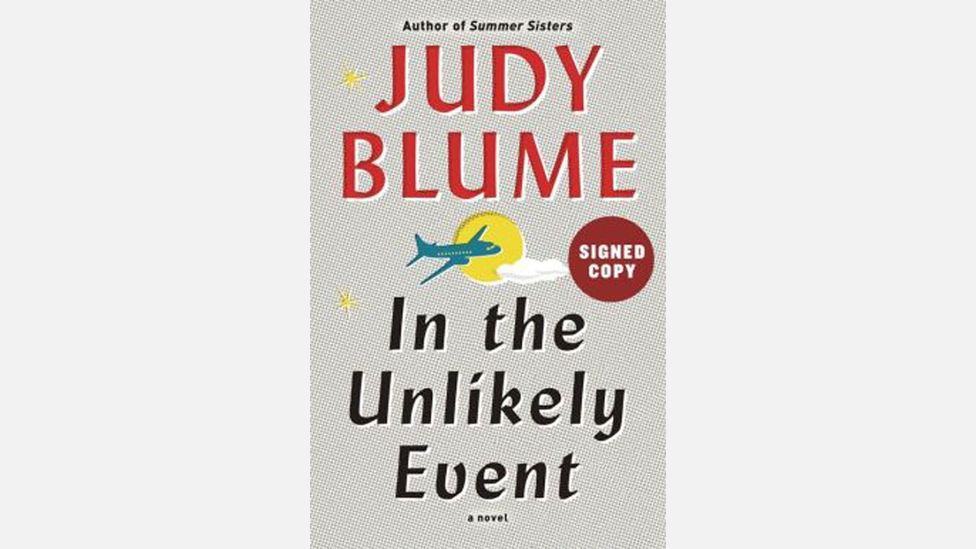 Blume's latest book, An Unlikely Event is her first adult novel in 17 years. (Credit: Picador)