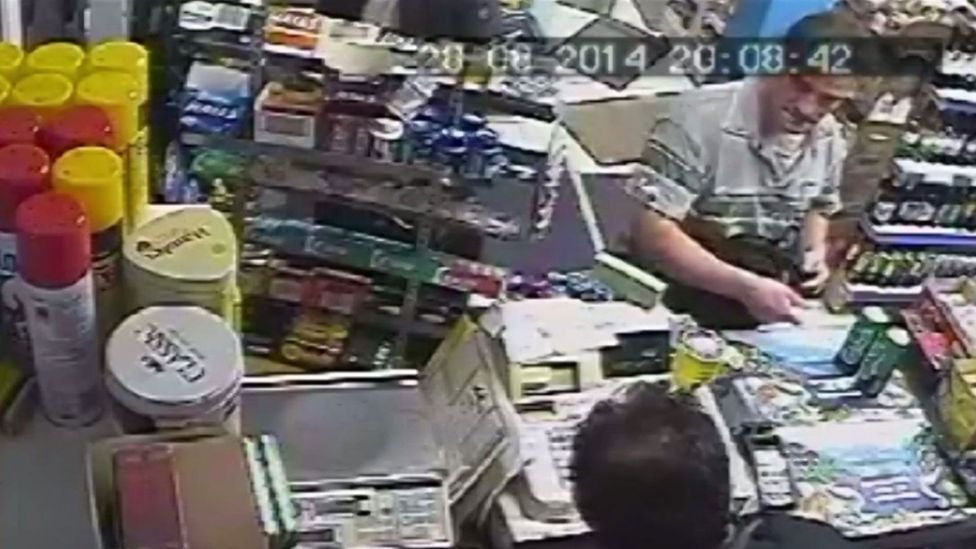 Police say that charges would have been brought against Alice Gross murder suspect Arnis Zalkalns, shown here on CCTV, if he had lived (Credit: Photo by REX Shutterstock)