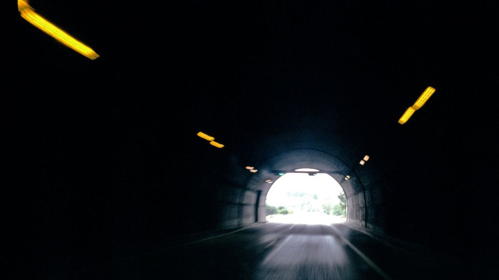 Driving from dark tunnels into the light can be dangerous if you're a photic sneezer (Credit: Getty Images)