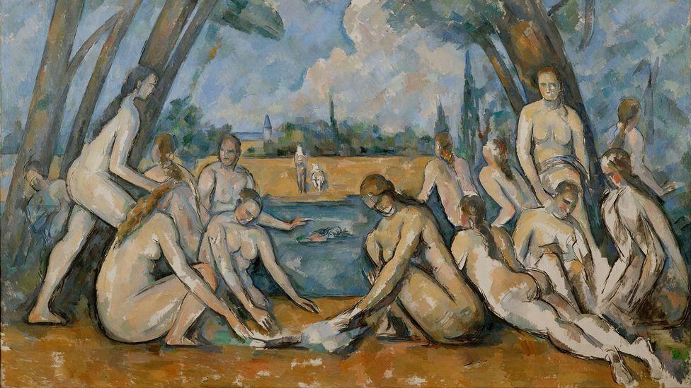 (Credit: The Bathers, 1918-1919/Pierre-Auguste Renoir)