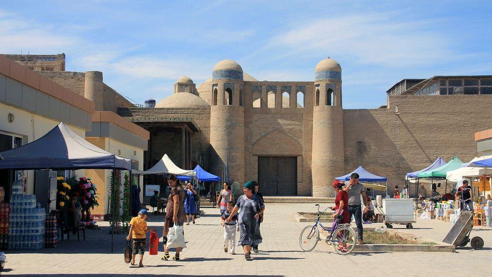 Uzbekistan, Khiva