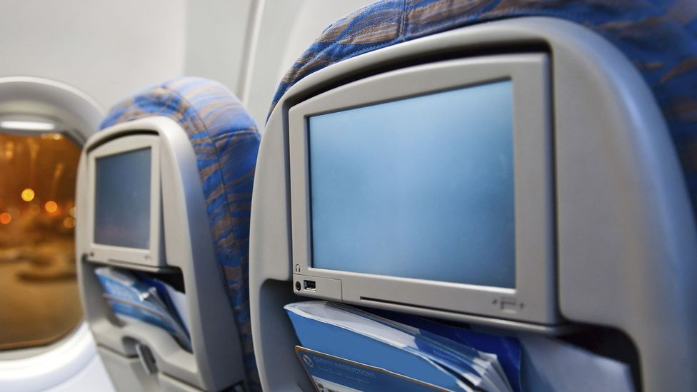 Seats kitted out with entertainment systems can cost up to $15,000 each (Credit: Getty Images)
