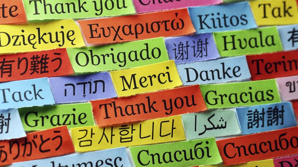 Language gave us the skill to exchange complex thoughts and ideas (Credit: iStock)