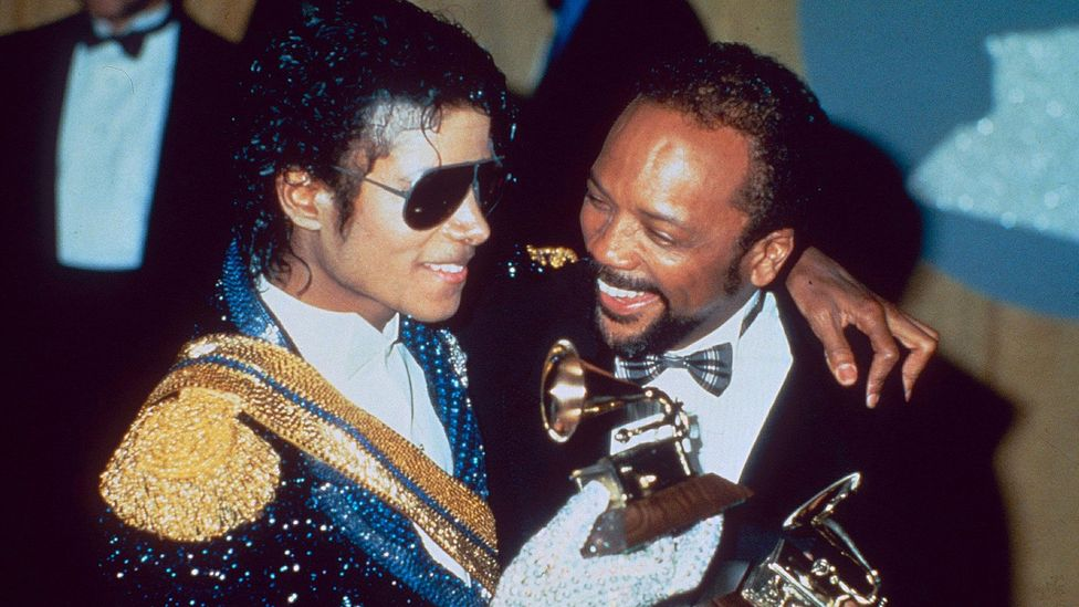 Powerful pop culture moments – such as Michael Jackson at the 1984 Grammys – have contributed to peaks in the shades' popularity (Credit: REX)