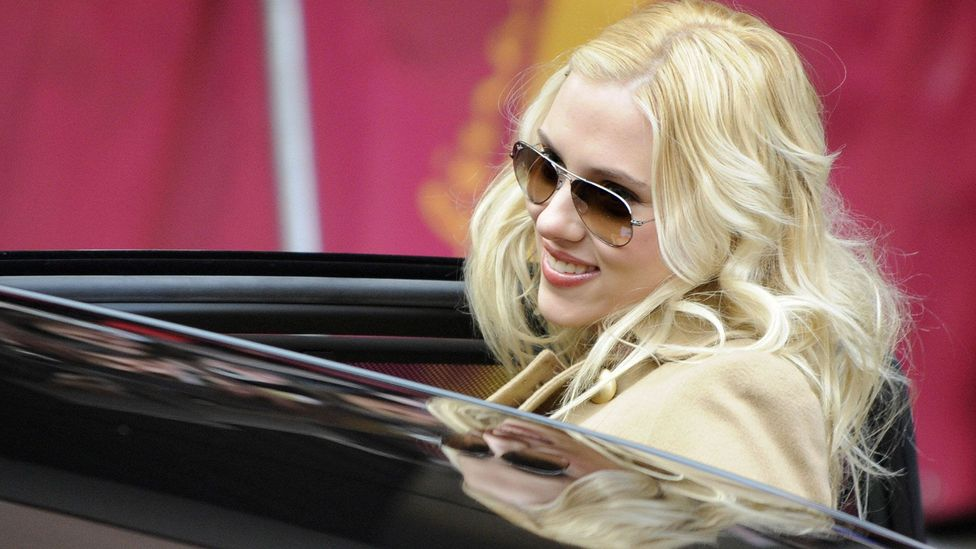 After the 1970s, aviators were adopted by women and have since become popular with female celebrities (Credit: AFP/Getty Images)