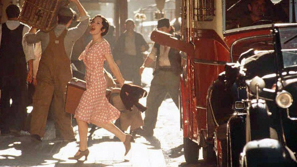 The 1996 movie Evita may not have told the full story (Credit: Getty Images)