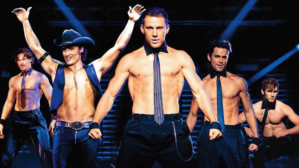 Magic Mike and The Full Monty present male stripping as a blast – but for females, it's considered demeaning (Credit: Warner Bros)