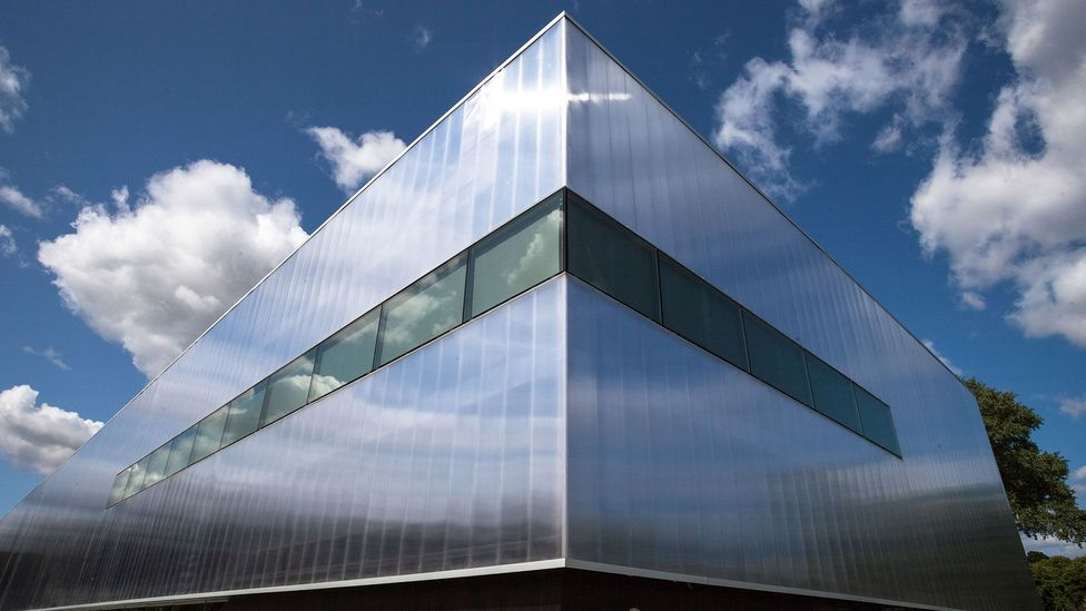 The Garage Museum of Contemporary Art in Moscow's Gorky Park was designed by Rem Koolhaas and houses the collection of gallerist Dasha Zhukova (Credit: Corbis)
