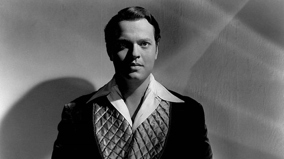 Orson Welles was just 25 when he made Citizen Kane, but he had already made a name for himself in the theatre and on radio (Credit: Alamy)