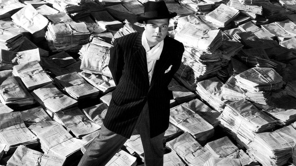 1. Citizen Kane