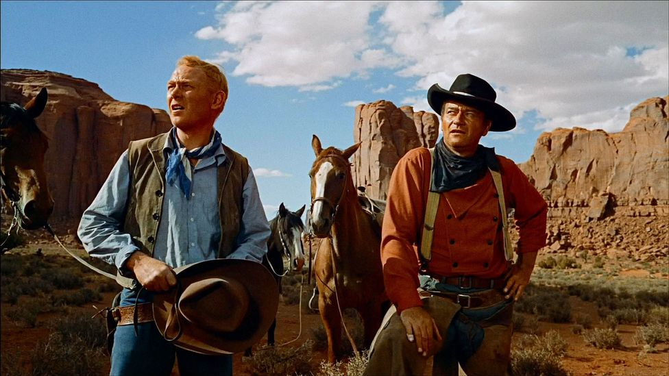 5. The Searchers