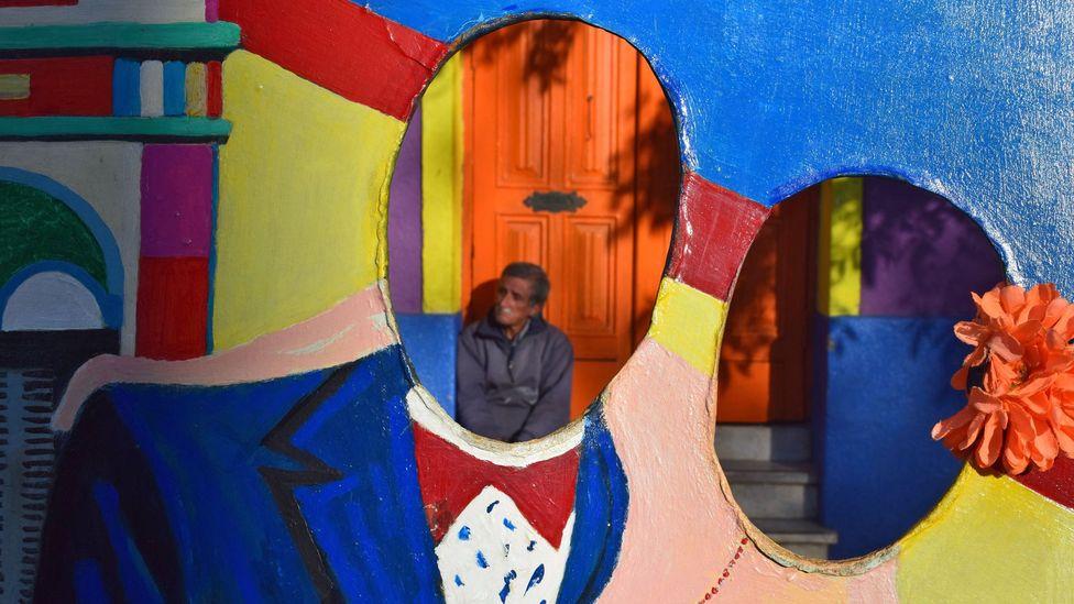 The colourful, artsy La Boca neighbourhood is the birthplace of tango. (Credit: Photos by Mark Johanson)