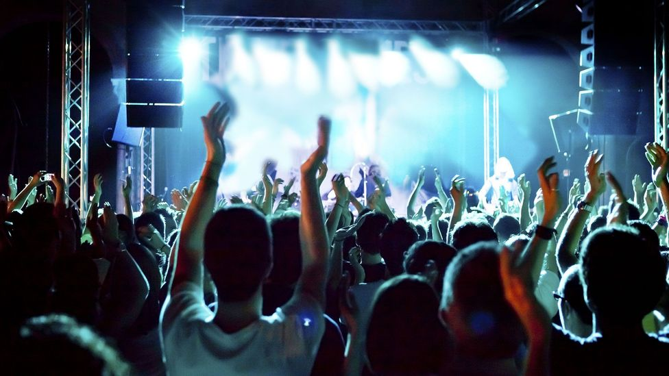 Singing and dancing can make people more cooperative - and chill-inducing songs are particularly powerful at encouraging altruism (Credit: Thinkstock)