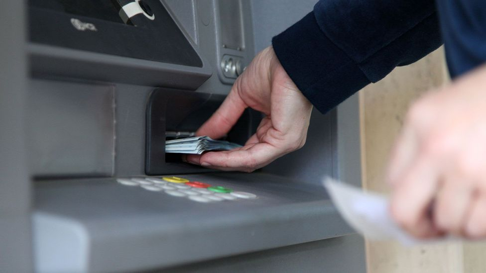 The ATM remains ubiquitous (Credit: Getty Images)