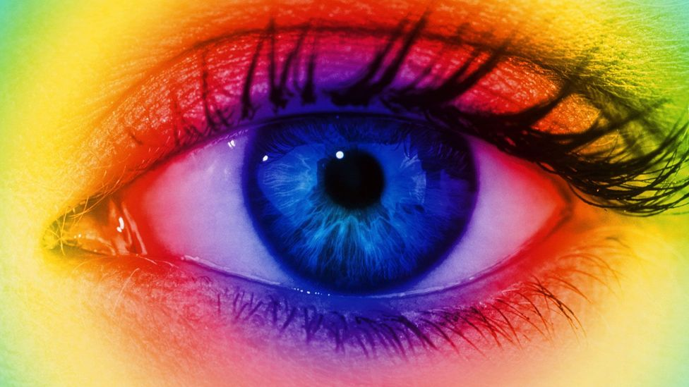 Our eyes have amazing abilities - some can even see extra colours (Credit: SPL)