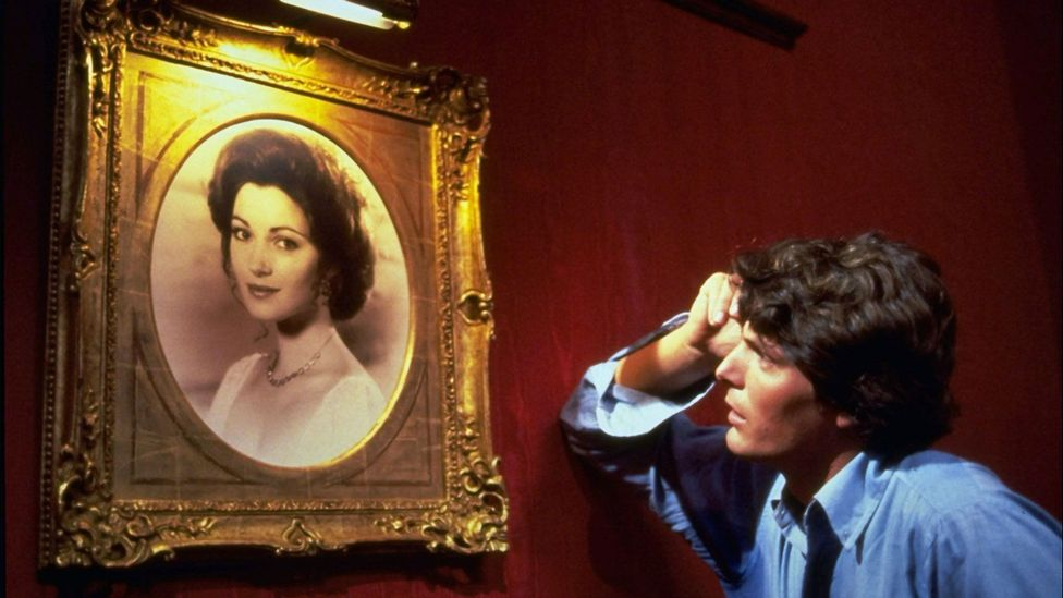 Christopher Reeve starred in Somewhere in Time (1980), about a man who falls in love with a historic portrait (Credit: AF archive / Alamy)