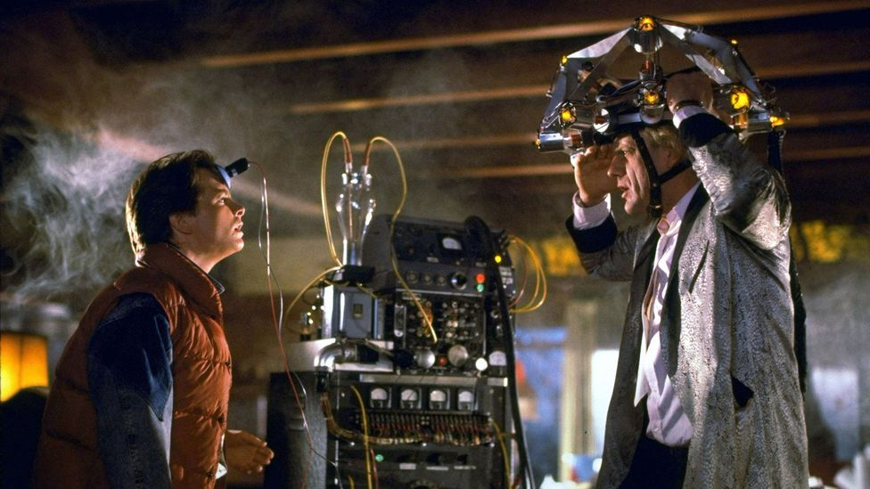 In recent decades, Hollywood cinema had focused on the romance of personal redemption, as in the Back to the Future films (Credit: AF archive / Alamy)