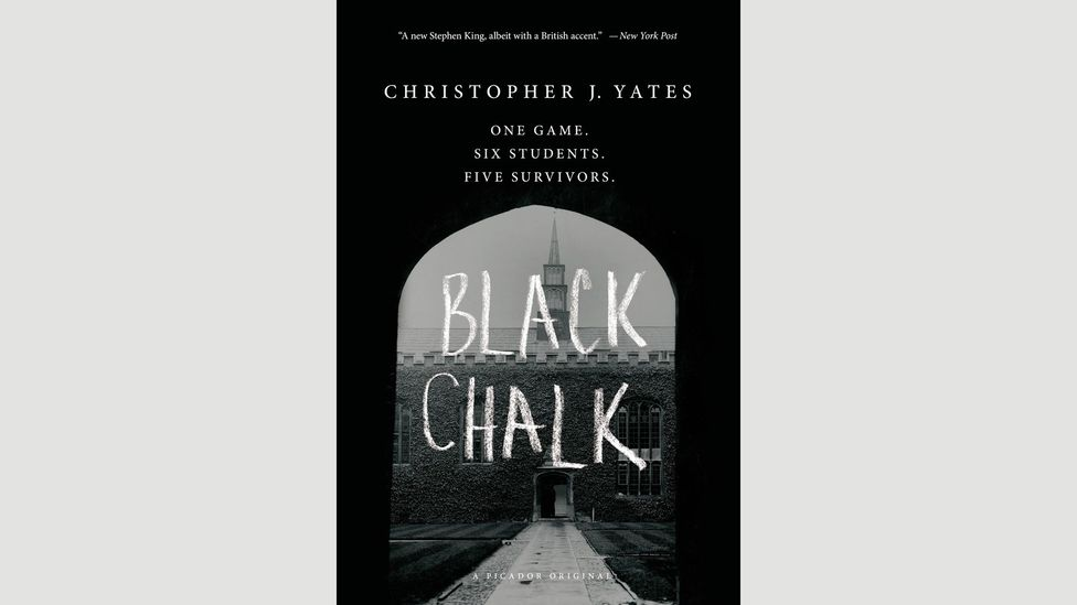 Christopher Yates, Black Chalk
