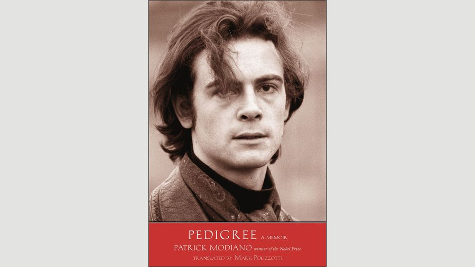 Patrick Modiano, Pedigree