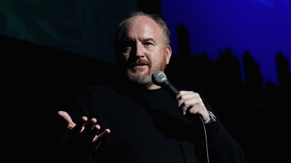 Louis CK found himself the subject of social media scorn after he made jokes about racism and paedophilia on Saturday Night Live (Credit: Getty Images)