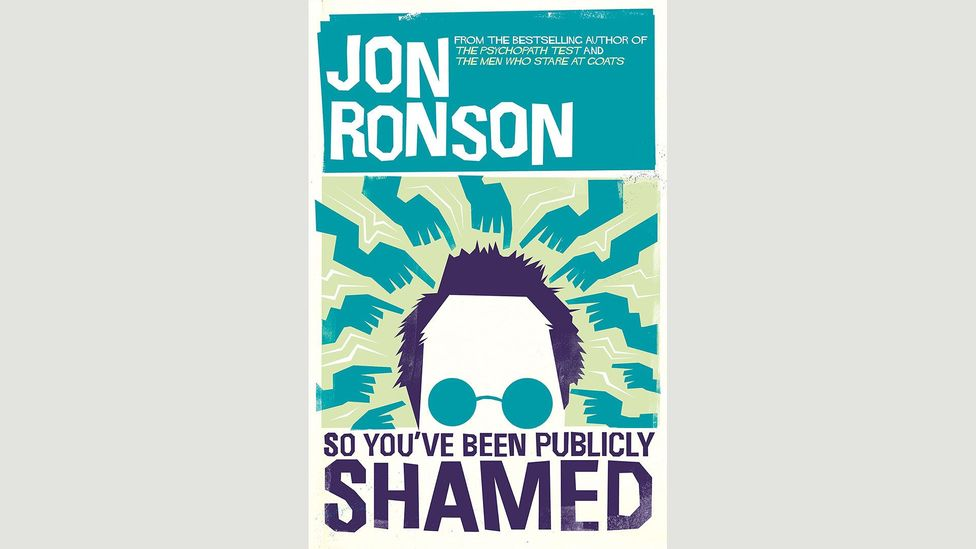 Jon Ronson's So You've Been Publicly Shamed explores how Twitter and Facebook enable people to direct their outrage against individuals (Credit: River Head Books)