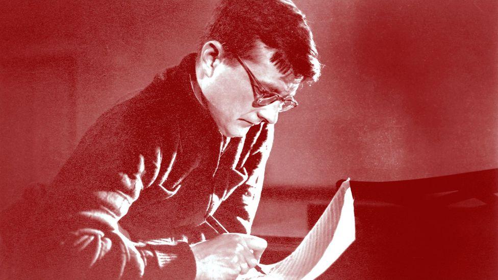 Dimitri Shostakovich (Credit: Corbis)