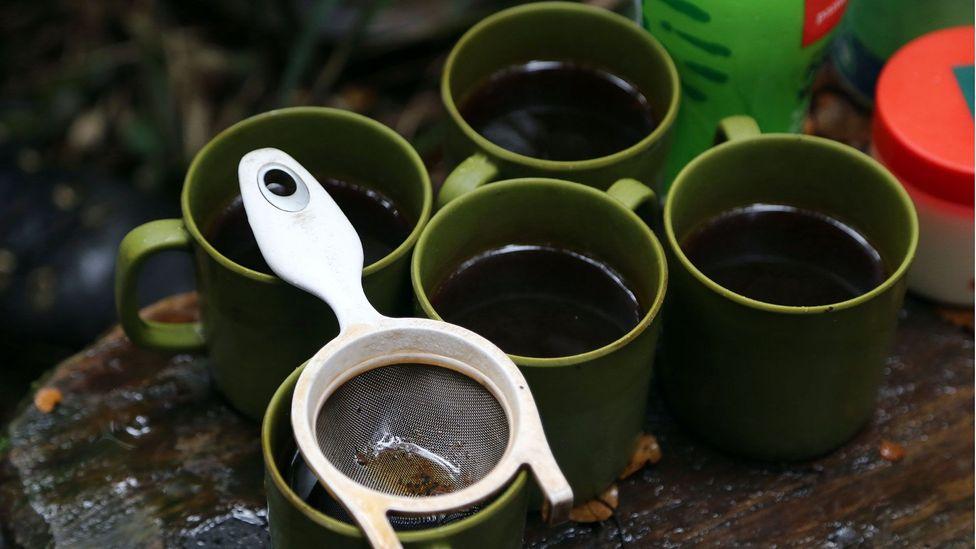 Fresh hot tea (Credit: Naomi Arnold)