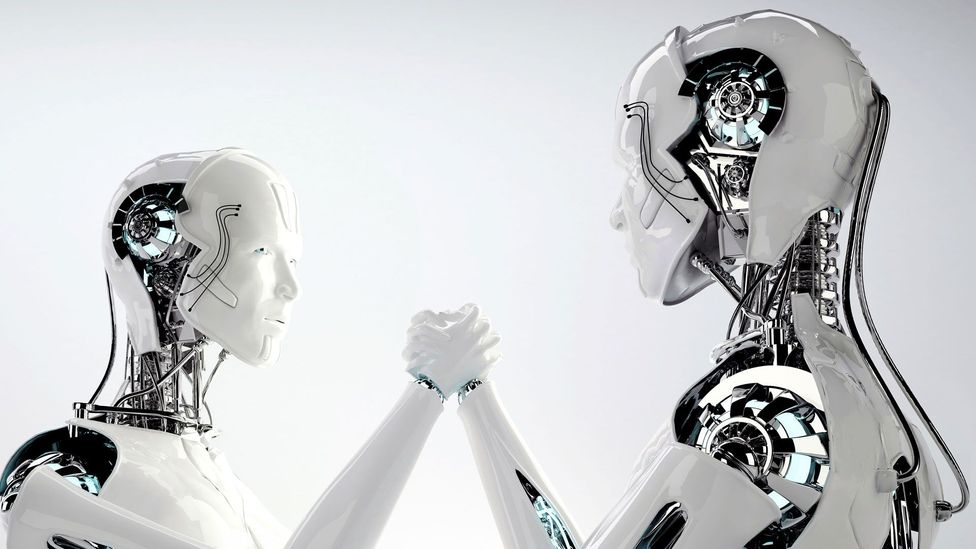 As robot tech advances, should we be more cautious? (Credit: Thinkstock)