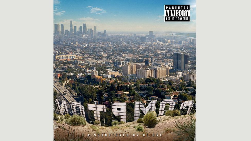 Last week, Dr Dre released his first solo album in 16 years. He described it as his 'grand finale' (Credit: Interscope)