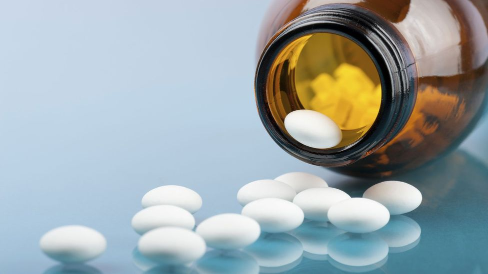While some drugs can help treat symptoms, most of them come with side effects (Credit: Getty Images)