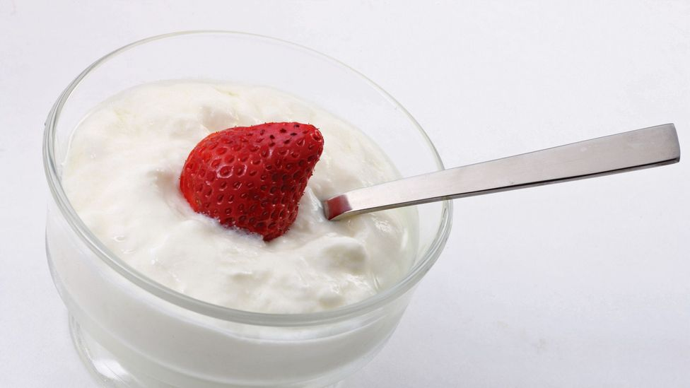 Mass-produced yoghurts follow centuries of local know-how from yoghurt-making cultures (Credit: Getty Images)