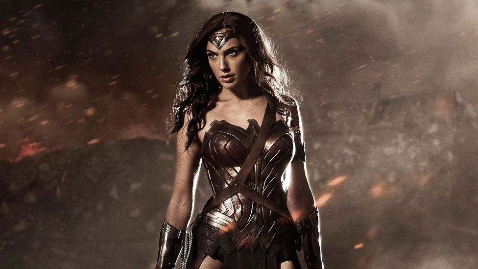 Many of today's most popular superheroes have roots in ancient characters – Wonder Woman, like Hippolyta, is one of the Amazons, a female warrior race (Credit: Warner Bros)