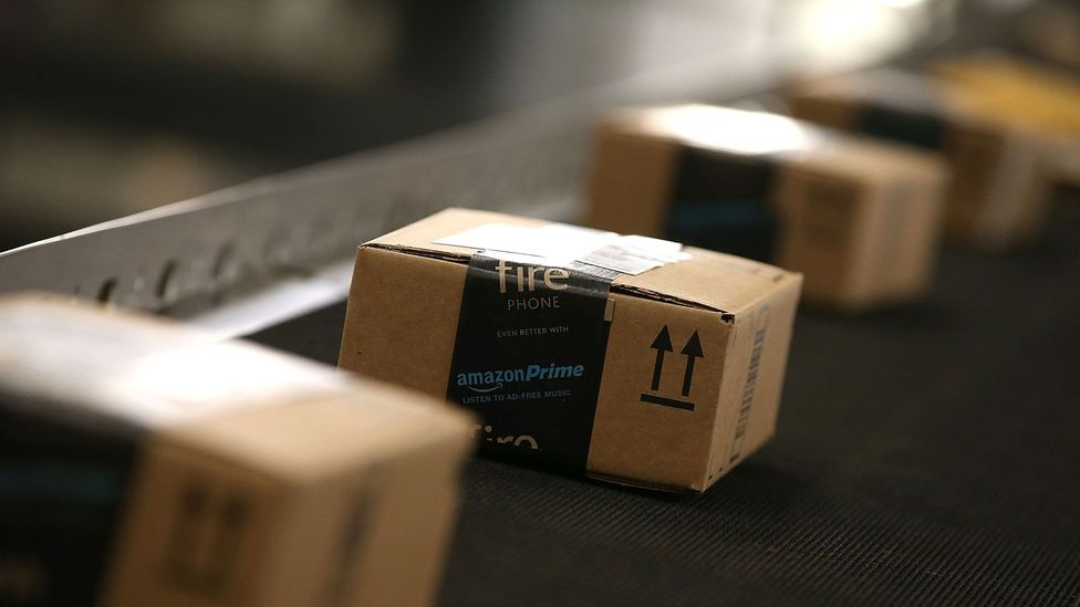Algorithms play a role in much of the shopping you buy online (Credit: Getty Images)