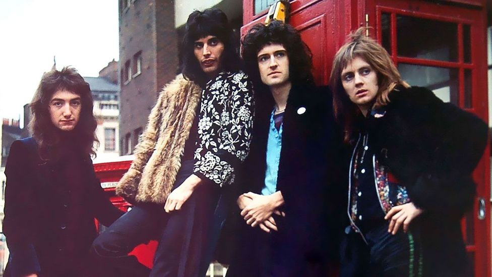 Bohemian Rhapsody was the follow-up to Killer Queen, the band's first top 40 hit in the US (Credit: Rex Features)