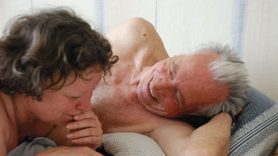 German director Andreas Dresen's Cloud 9 is a tender drama in which two elderly Berliners begin a passionate affair. Its frank sex scenes raised eyebrows (Credit: Music Box Films)