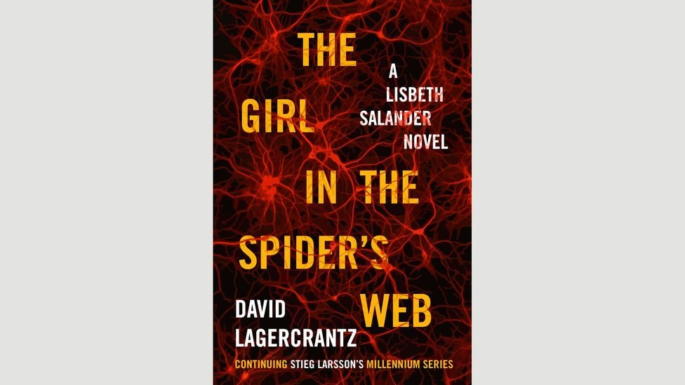David Lagercrantz, The Girl in the Spider's Web